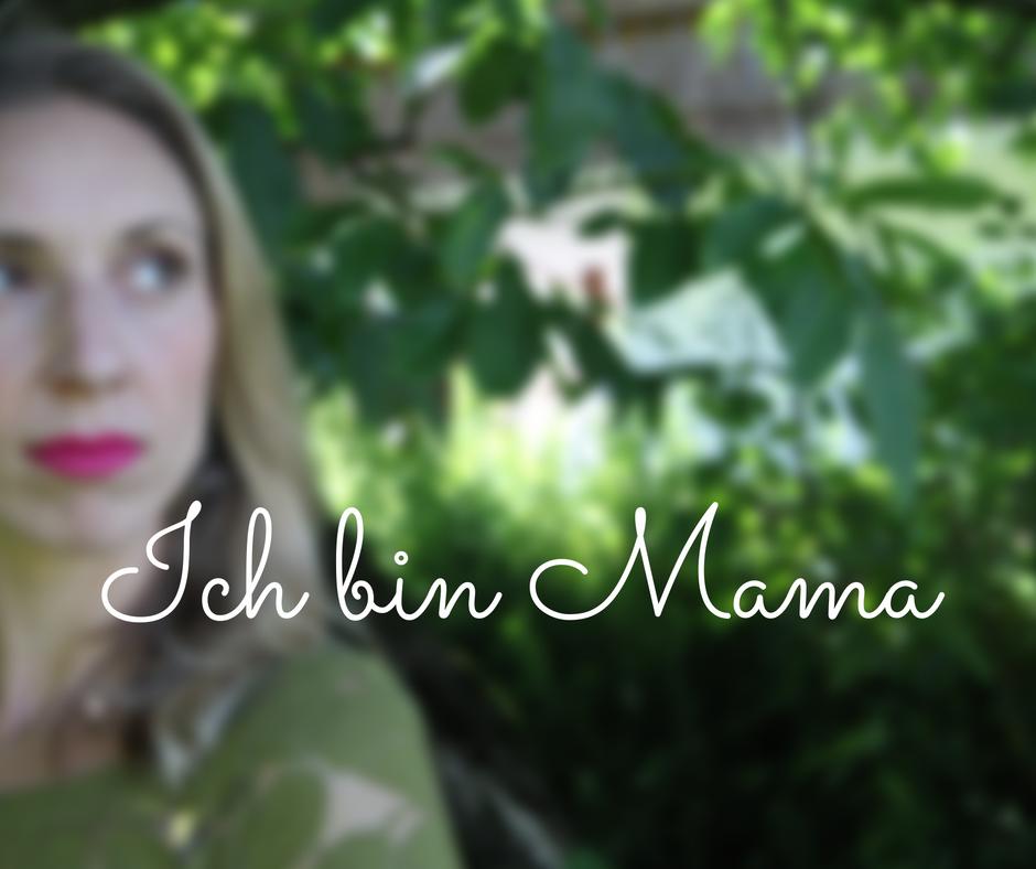 Mutterschaft und Mama-Sein