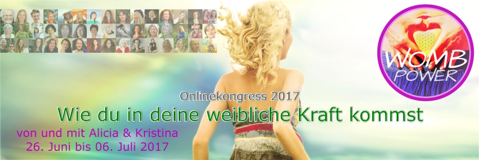 Womb Power Online Kongress 2017