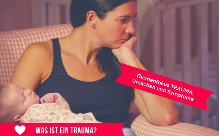 Wie erkenne und heile ich ein Trauma?